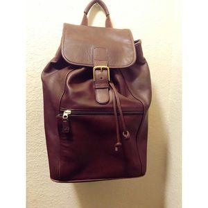 Coach big backpack 💓